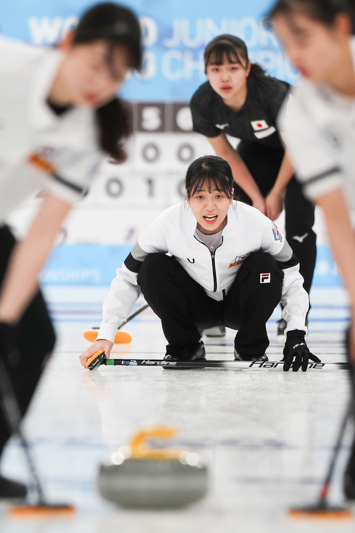 South Korea retain unbeaten record at World Junior Curling Championships as group matches end