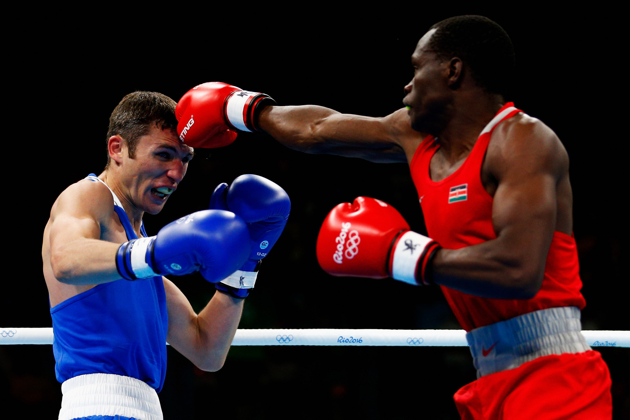 Okwiri sets up meeting with middleweight top seed at African Olympic boxing qualifier