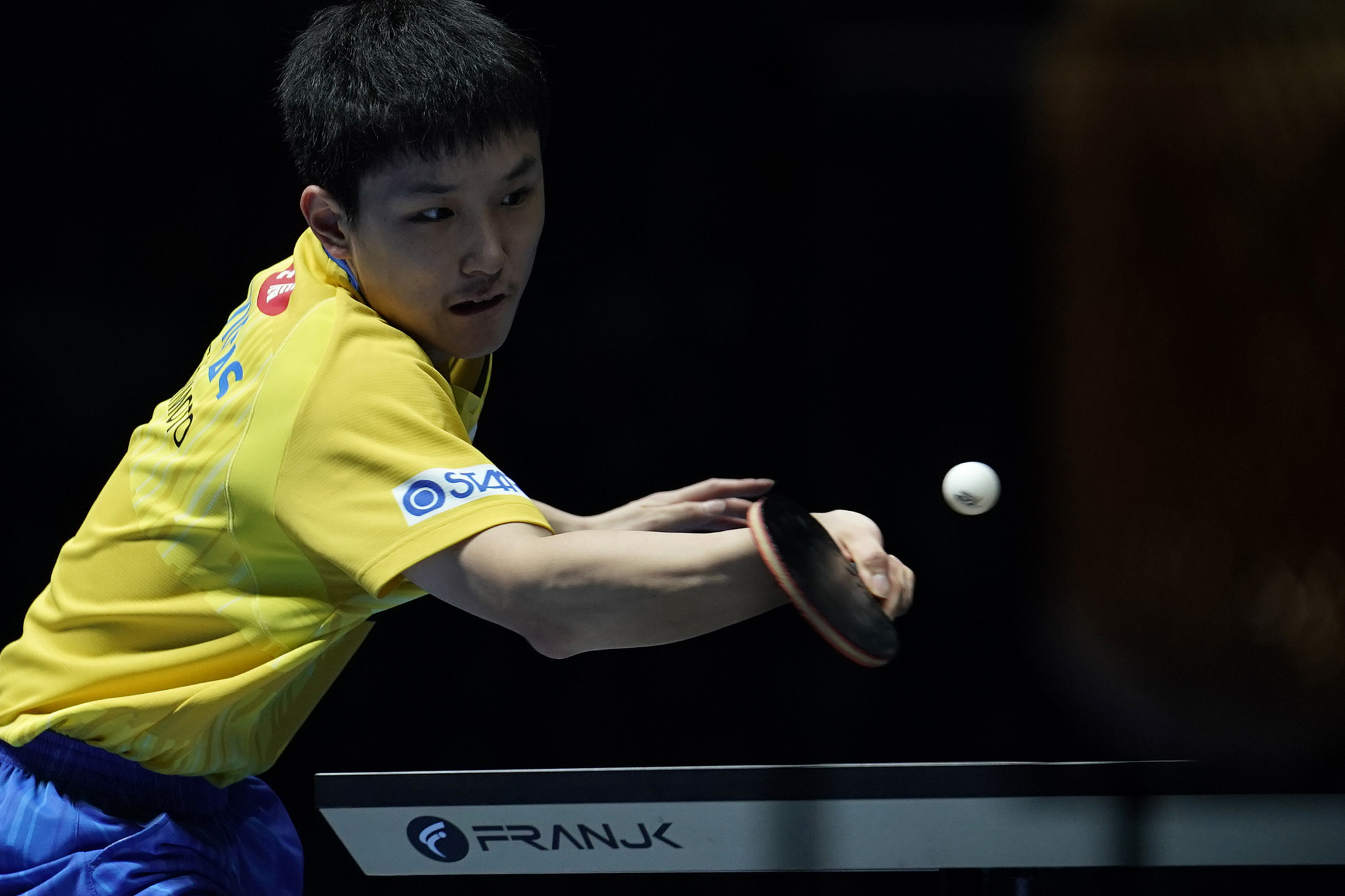Top seeds safely through to second round at ITTF Hungarian Open