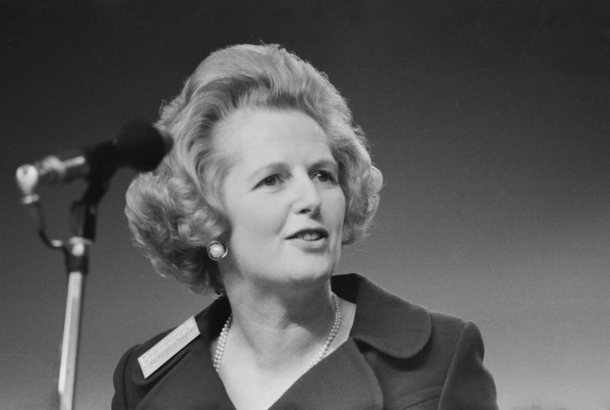 British Prime Minister Margaret Thatcher wanted British athletes to support the US-led boycott of Moscow 1980 but BOA chairman Sir Dennis Follows was an opponent to the call ©Getty Images