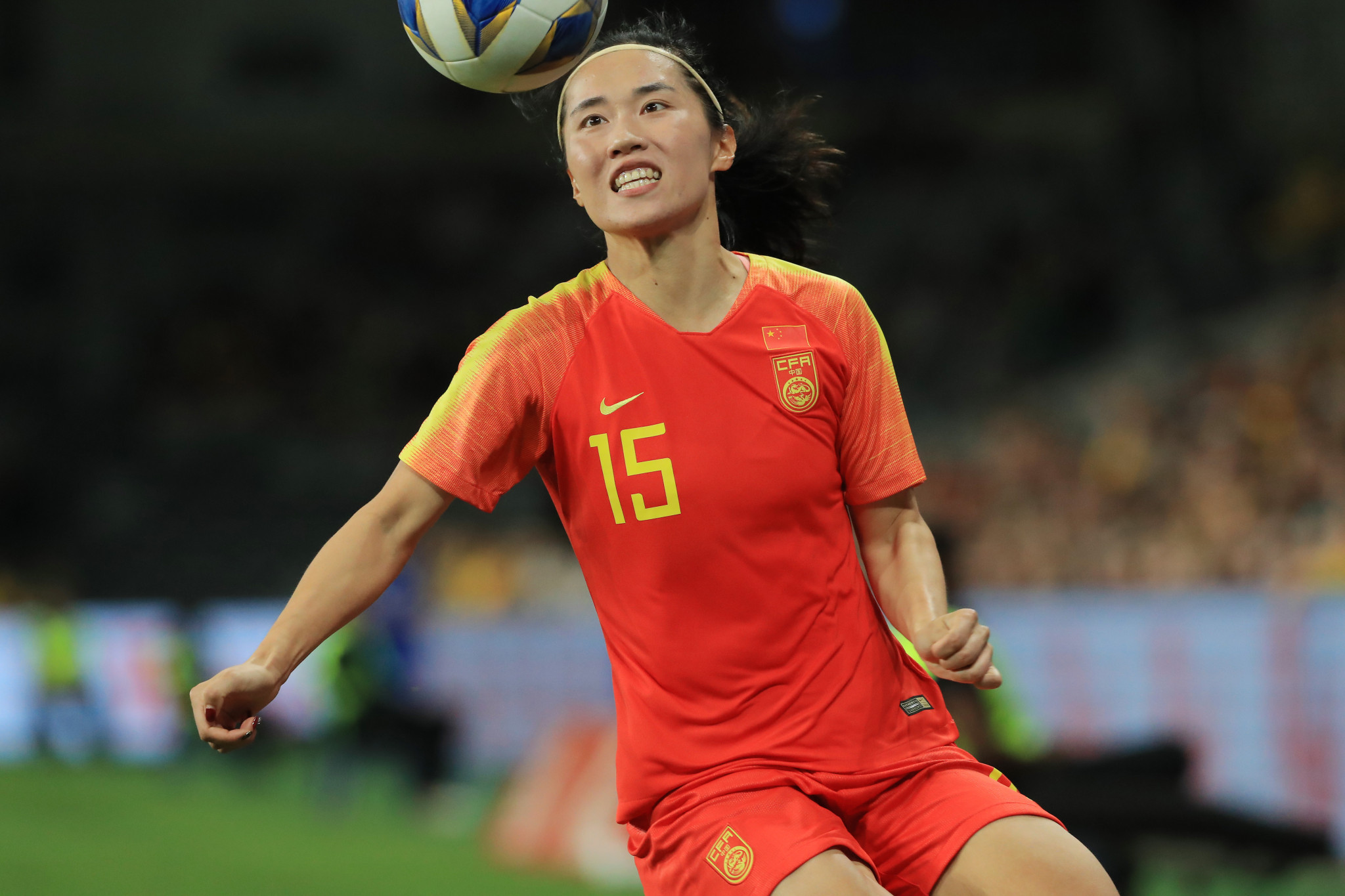 China's women's football home Olympic qualifier to be held in Sydney