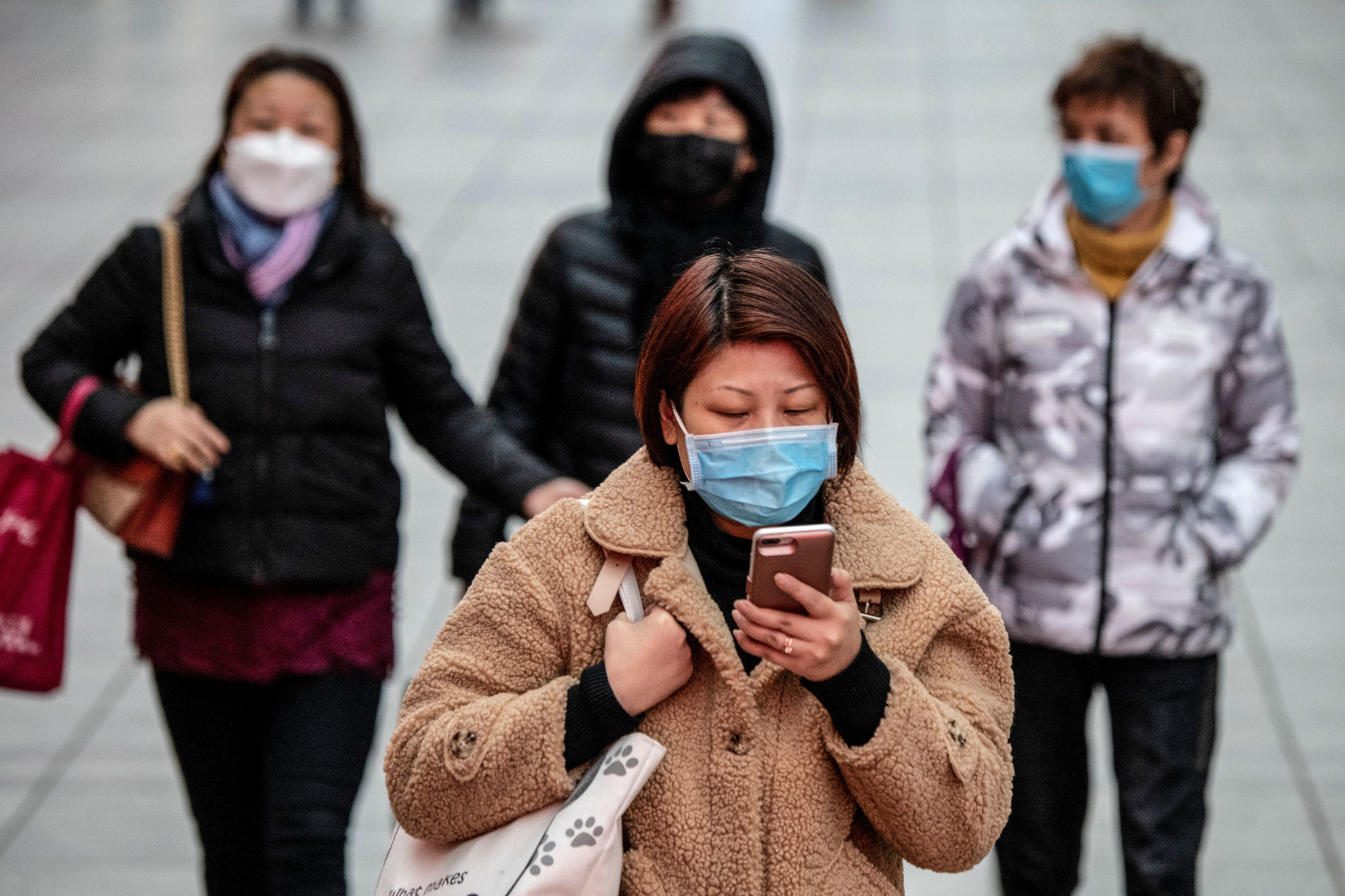 Over 76,000 people in China have now been infected with coronavirus ©Getty Images