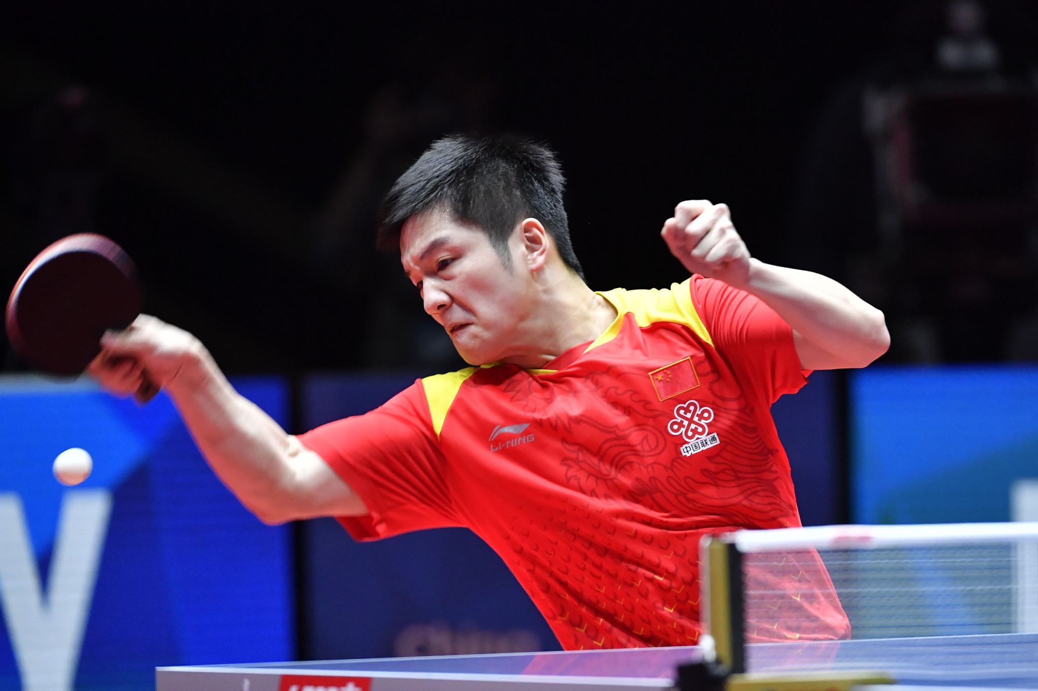 The World Table Tennis Championships is set to be the latest event impacted by the coronavirus ©Getty Images