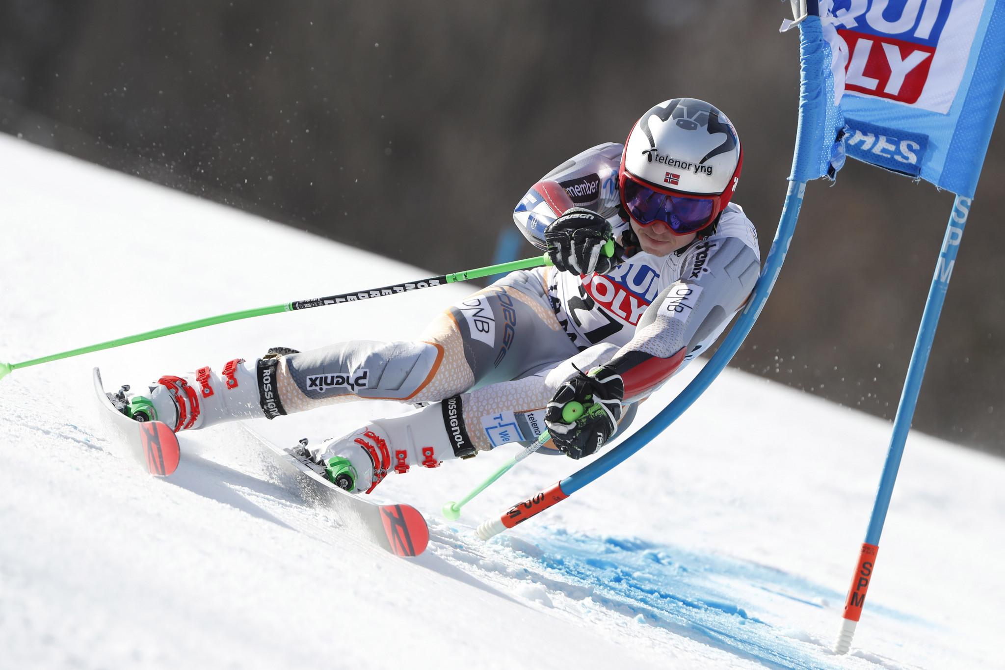 Henrik Kristoffersen will eye giant slalom and slalom success in Japan ©Getty Images