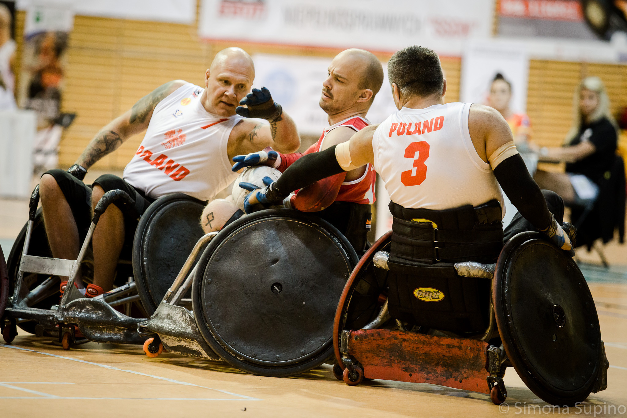 Warsaw to host 2020 IWRF European Championship Division B
