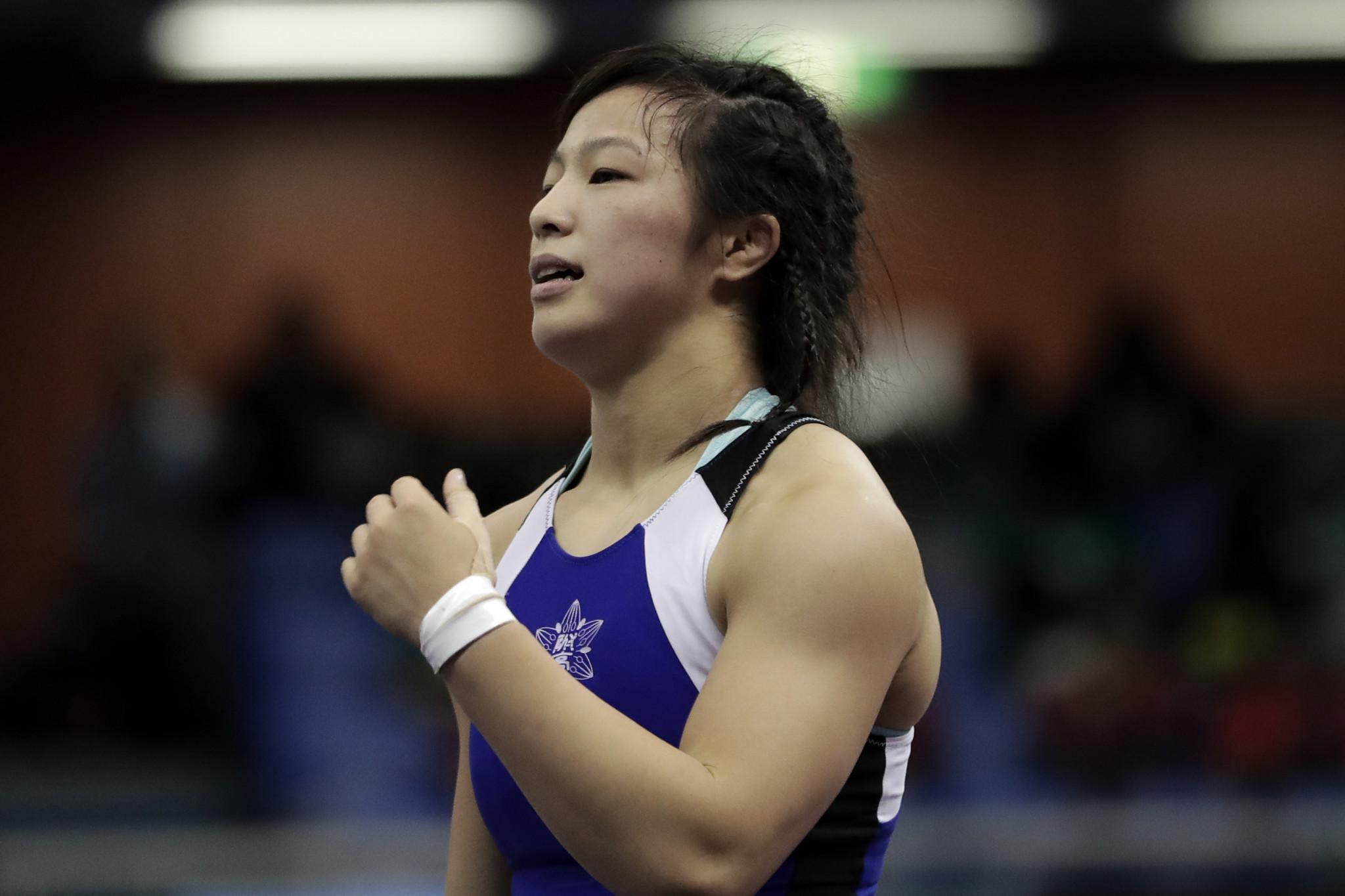 Kazakhstan and Japan share final women's titles at Asian Wrestling Championships