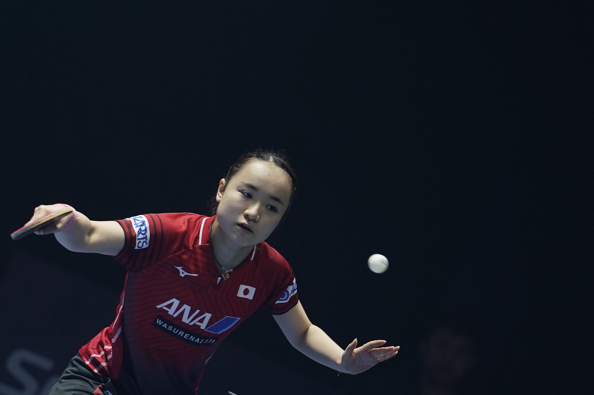 Mima Ito cruised into the quarter-finals of the ITTF Hungarian Open in Budapest ©Getty Images