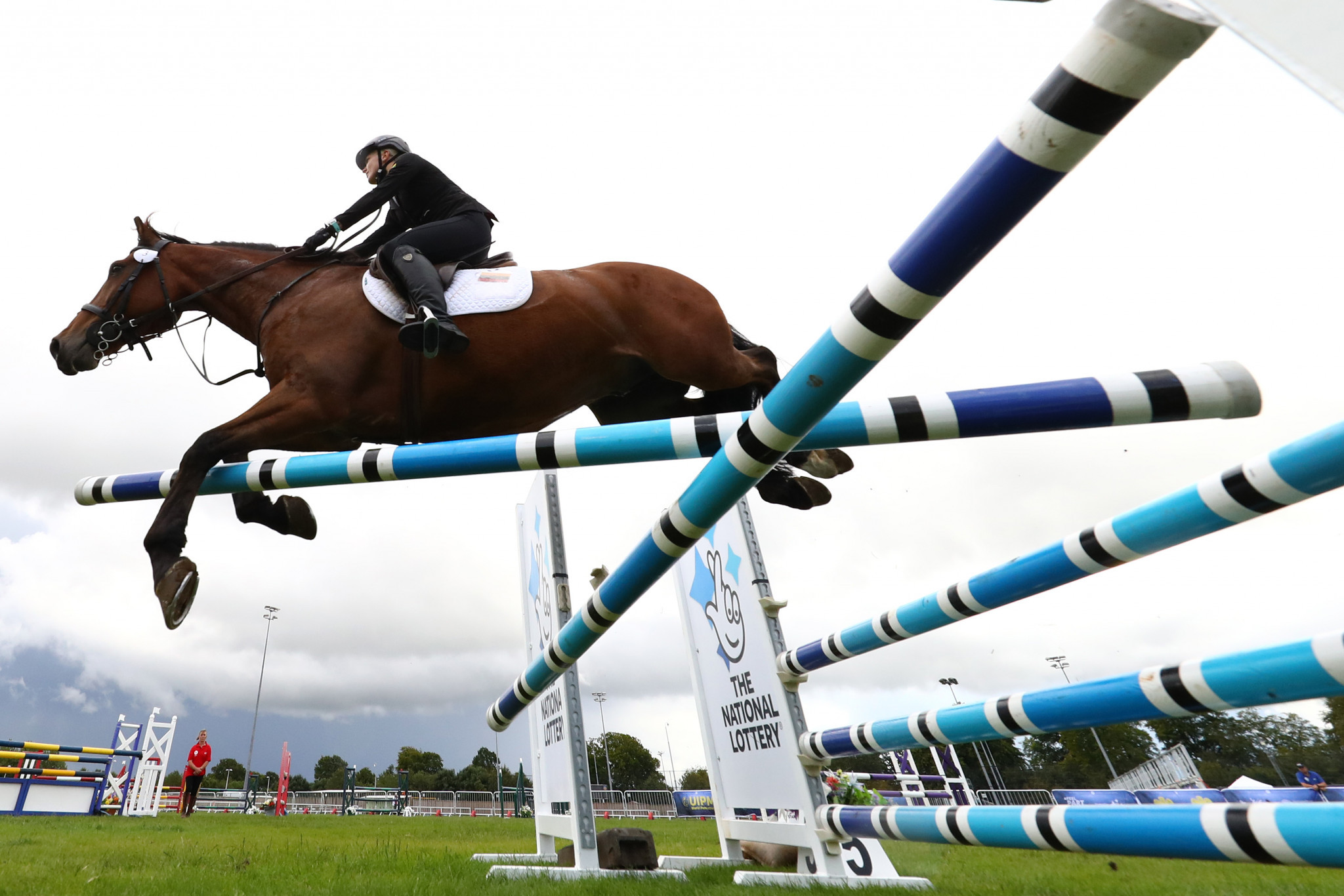 Modern Pentathlon World Championships moved from China to Mexico due to coronavirus