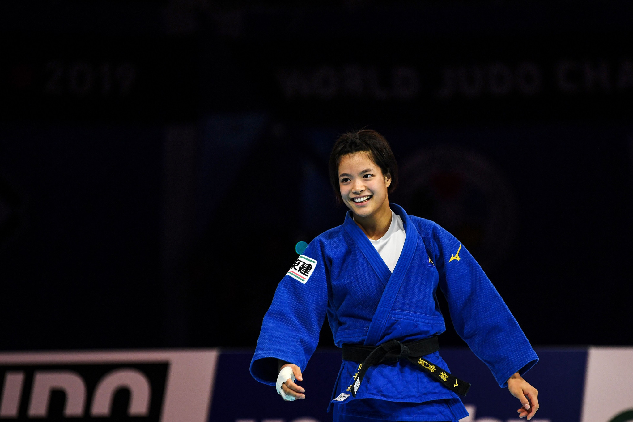 Japanese judokas earn three gold medals as IJF Grand Slam in Düsseldorf begins