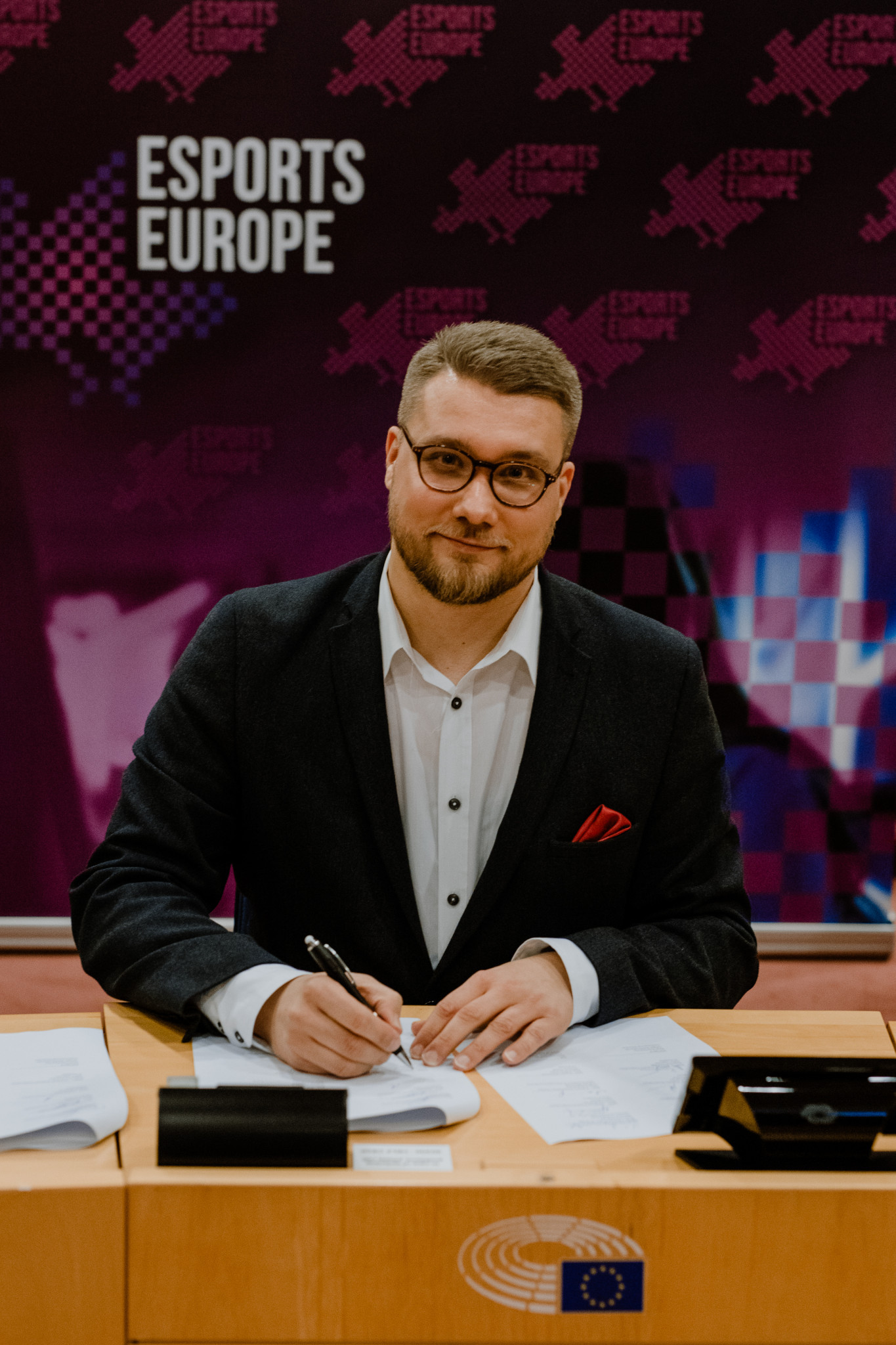 German elected first President of Esports Europe