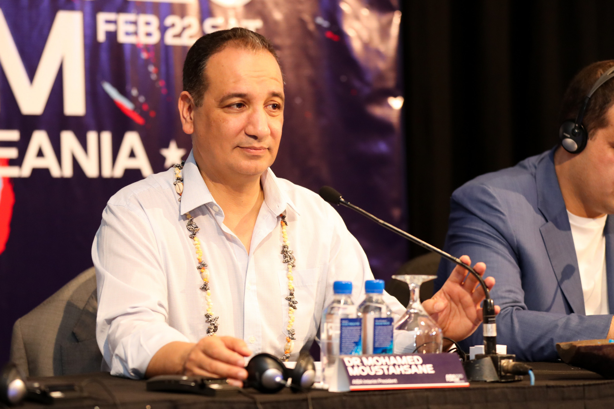 "Moustahsane claims importance of AIBA Continental Forums ""understood"" by IOC"