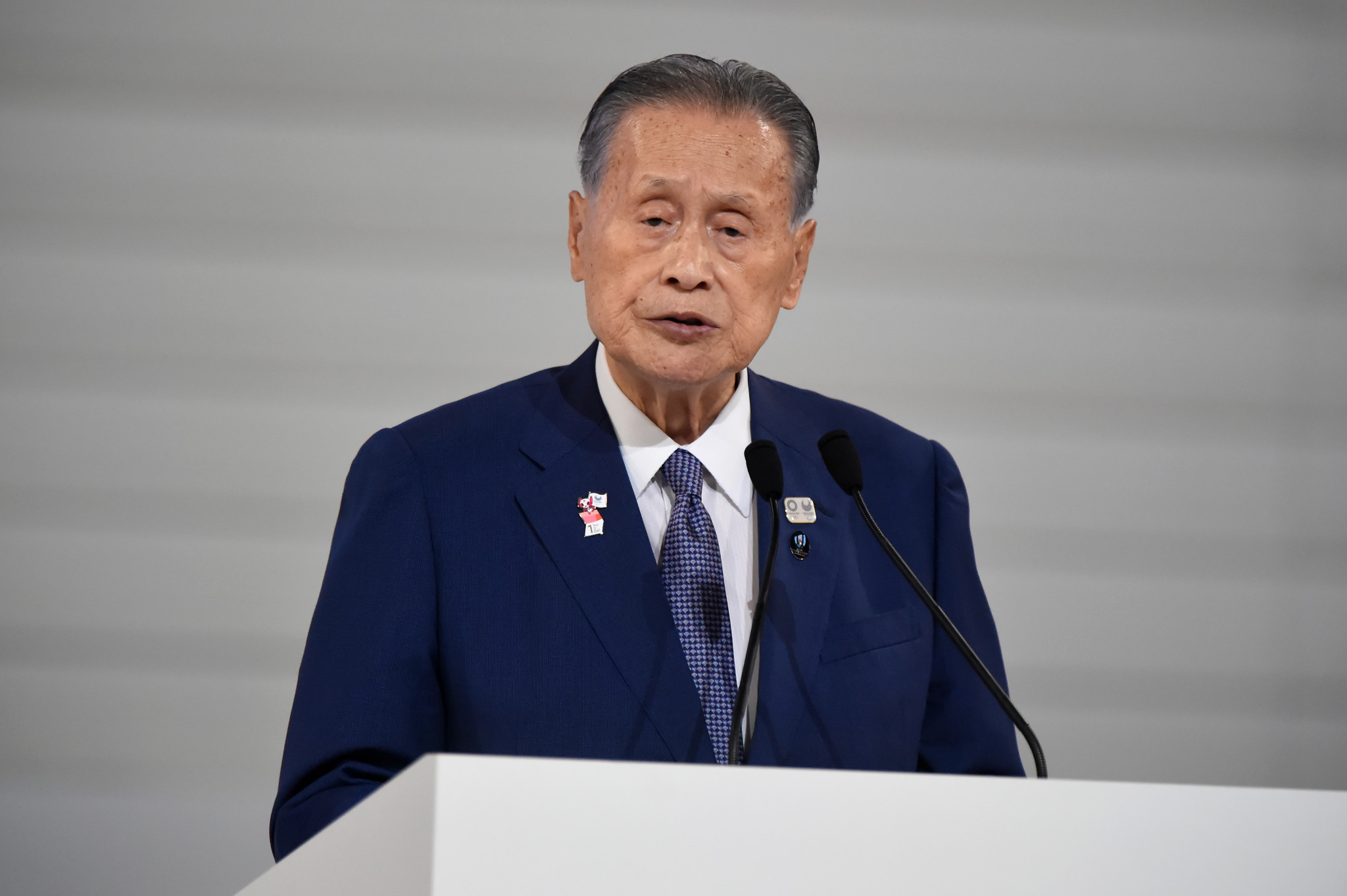 "Tokyo 2020 President praying for coronavirus to ""vanish"" before Olympics"
