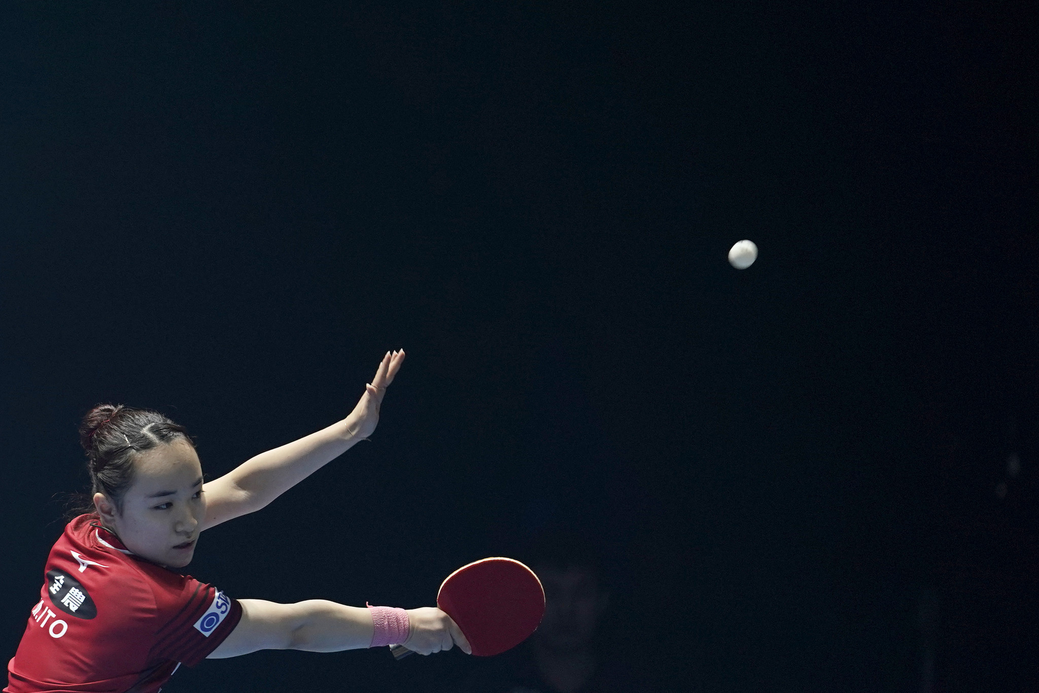 Ito fights back to reach semi-finals at ITTF Hungarian Open
