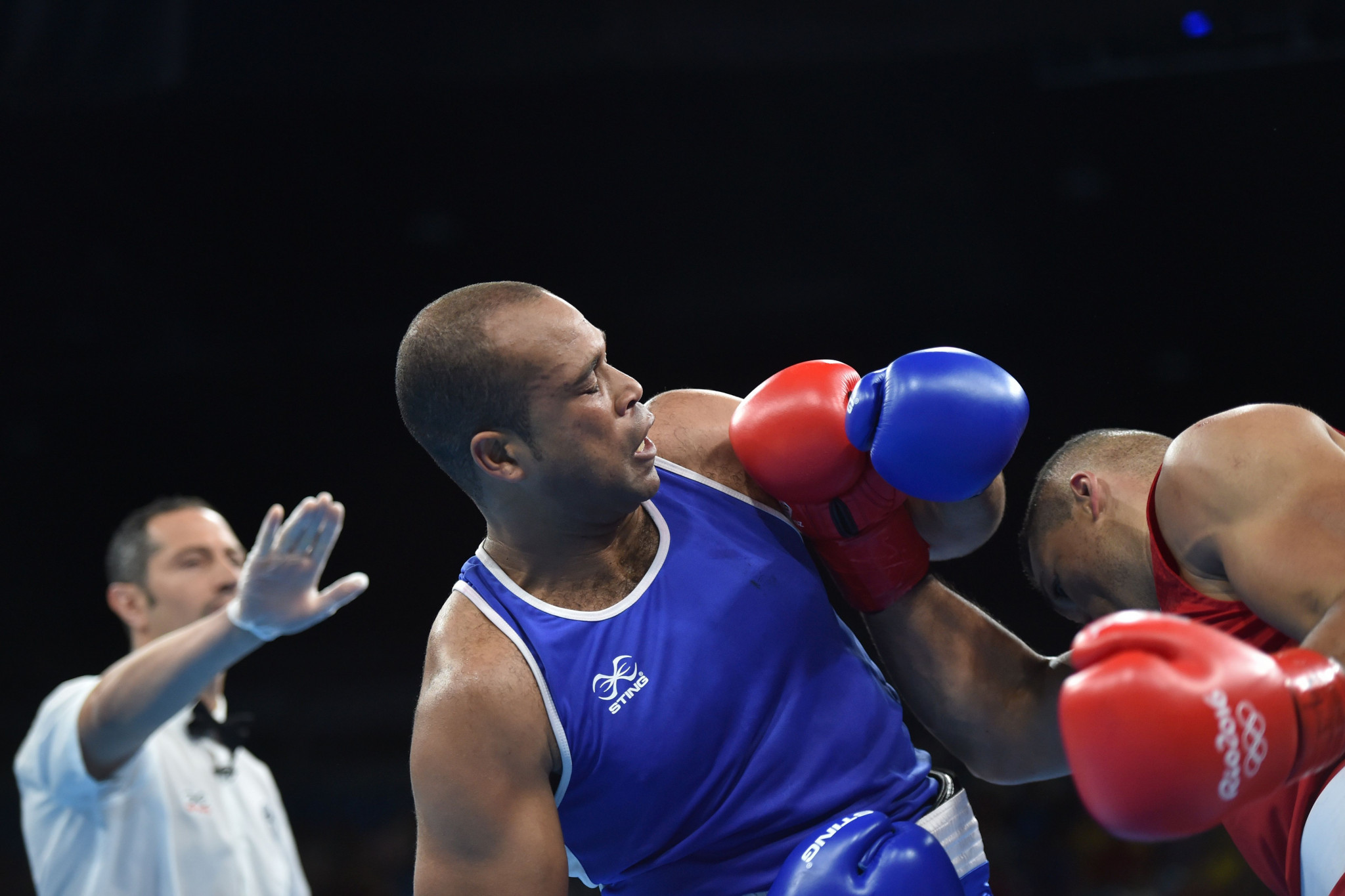 Rio 2016 Olympian Morais loses first bout at at African Olympic boxing qualifier