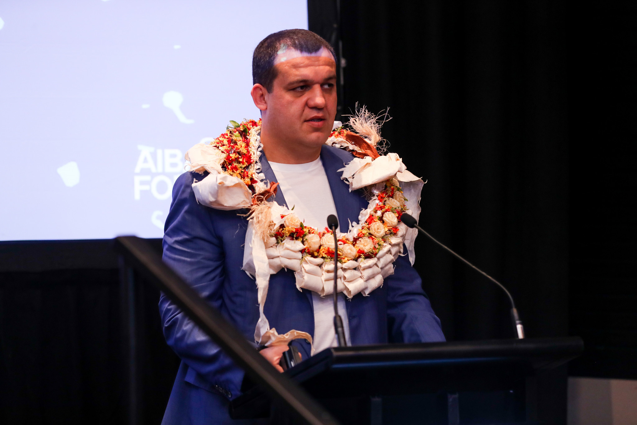 Kremlev promises to create Oceania Boxing Centre in Fiji