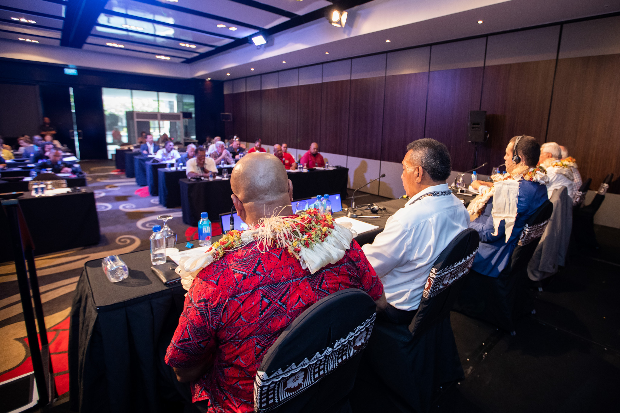 Mohamed Moustahsane revealed the plans during AIBA's Continental Boxing Forum in Fiji ©AIBA