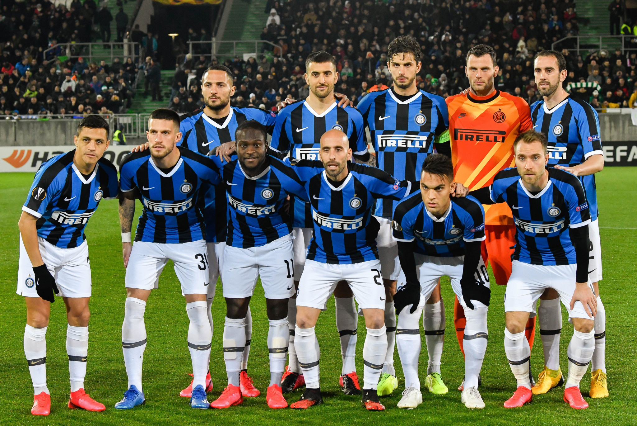 Inter Milan's Serie A match against Sampdoria has been postponed due to coronavirus ©Getty Images