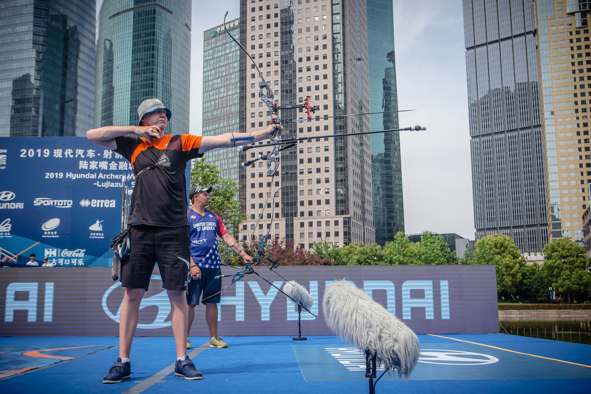 Shanghai to host Archery World Cup Final instead of stage due to coronavirus