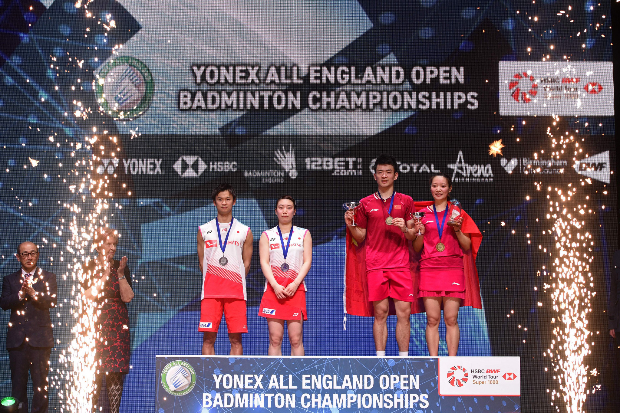 Chinese Badminton Team Cleared To Play In Europe Amid Coronavirus Epidemic