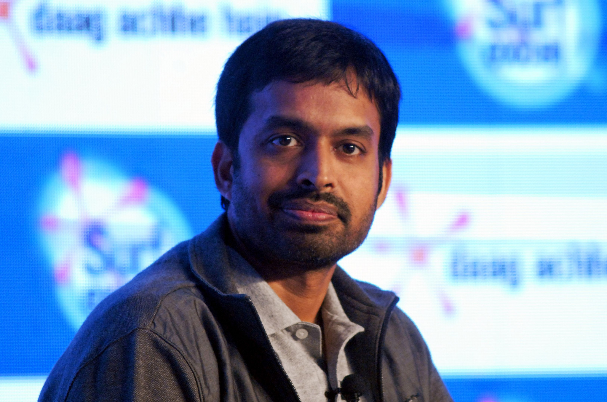Pullela Gopichand became the first Indian coach to receive an honourable mention from the International Olympic Committee ©Getty Images