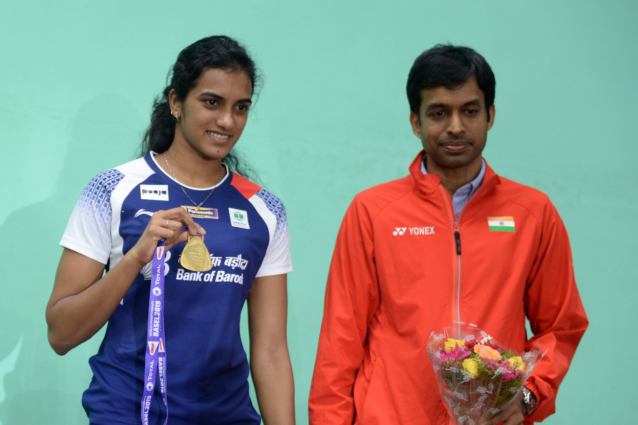 Pullela Gopichand has coached players such as PV Sindhu ©Getty Images