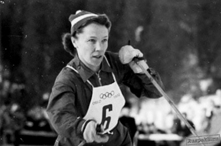 Finland's Lydia Wideman, 10km cross-country gold medallist at Oslo 1952, became the oldest living Olympic champion following the death of Sir Durward Knowles before she died last year aged 98 ©Wikipedia