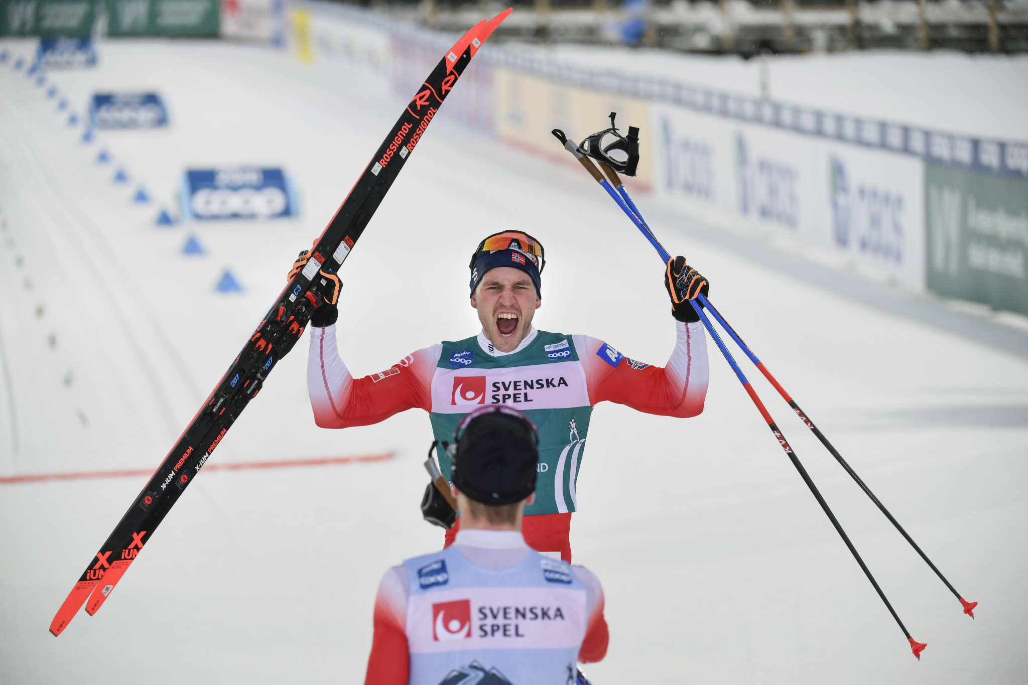 Pål Golberg won the men's Ski Tour title ©Getty Images