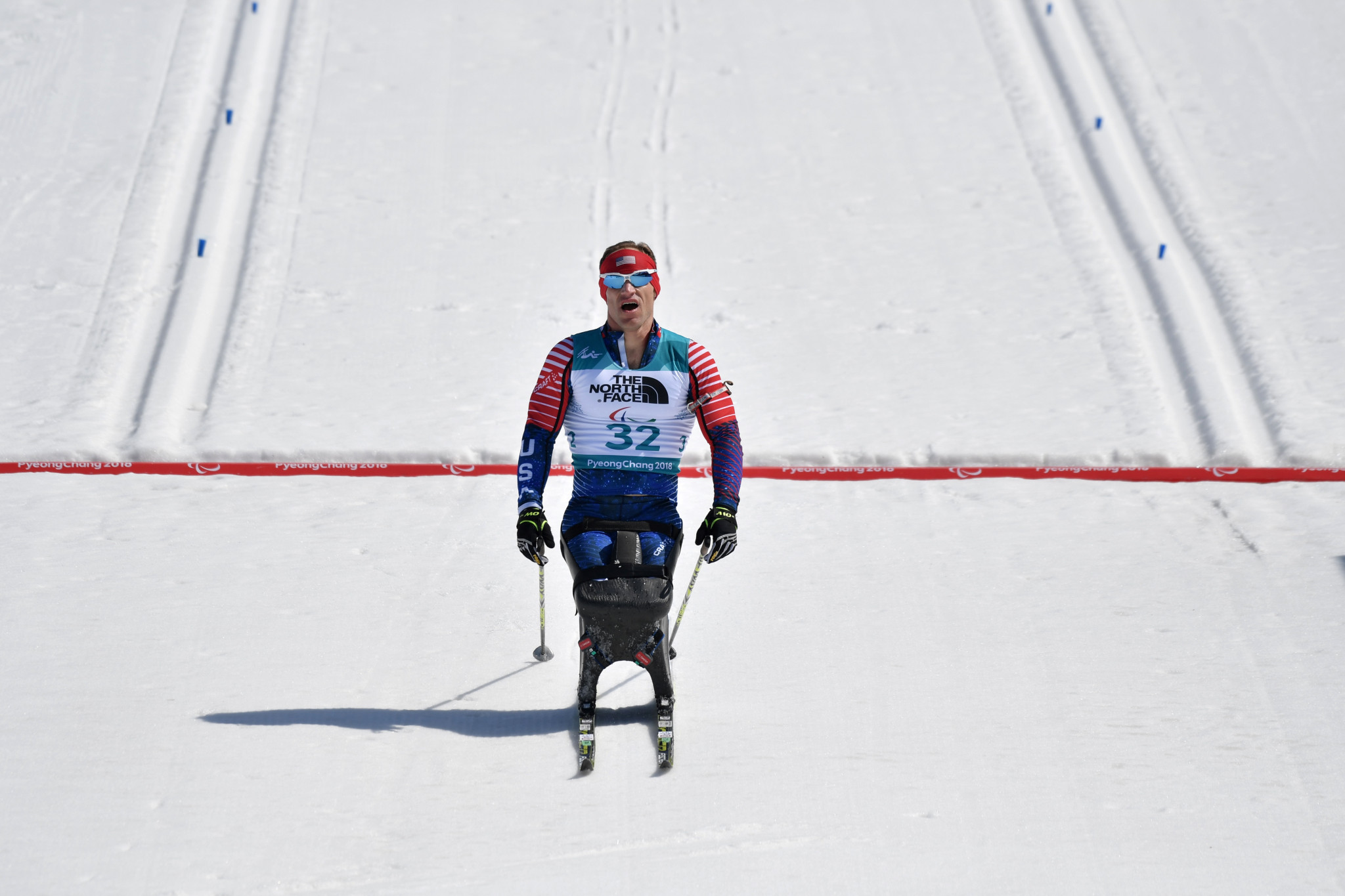 Daniel Cnossen will be looking to add more medals to his tally in Sweden ©Getty Images