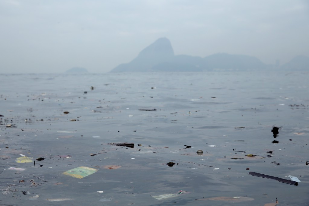 Pollution in Guanabara Bay was one of the topics discussed at the IOC Executive Board meeting