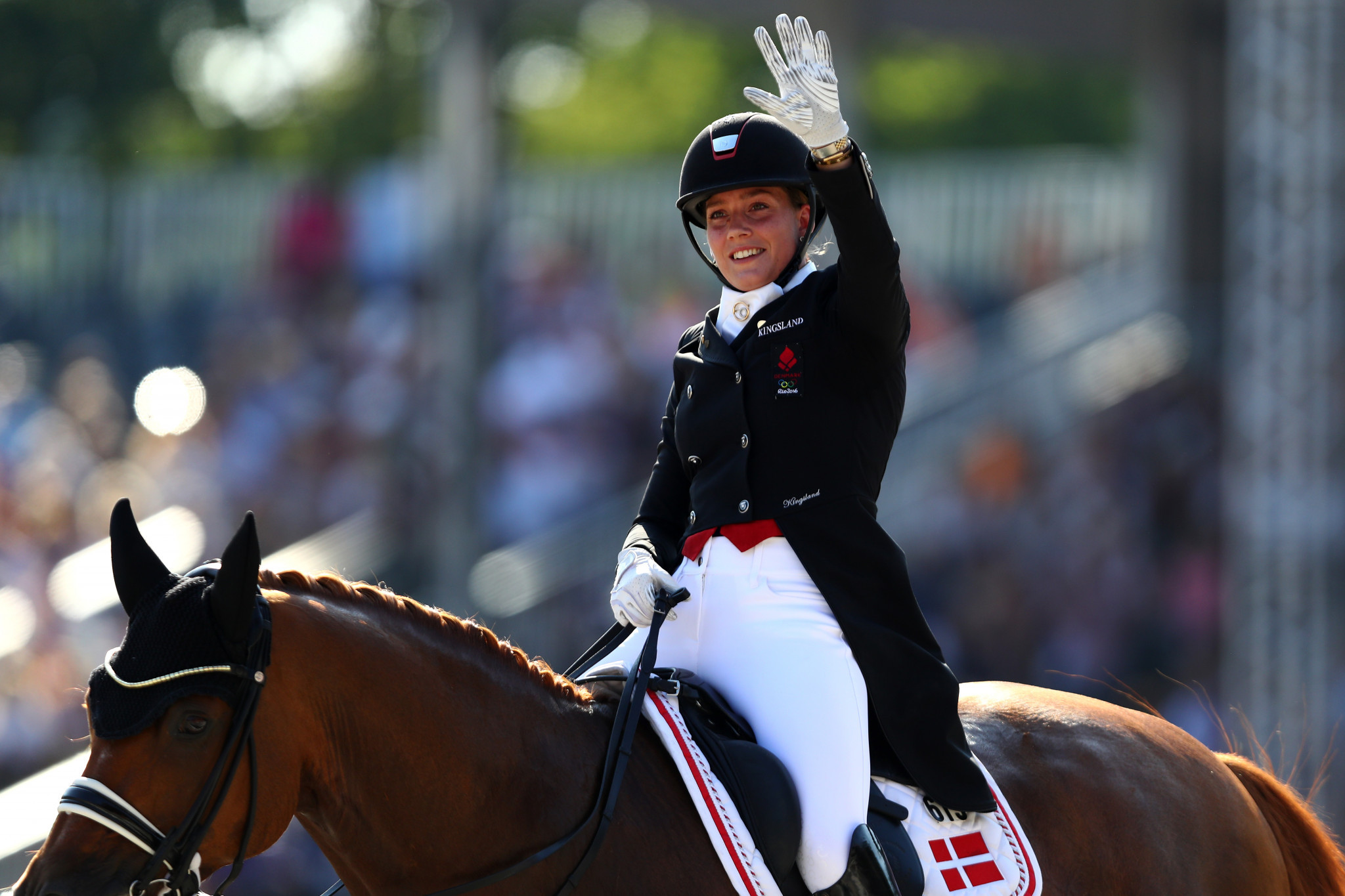 Dufour achieves personal best to win FEI Dressage World Cup in Gothenburg