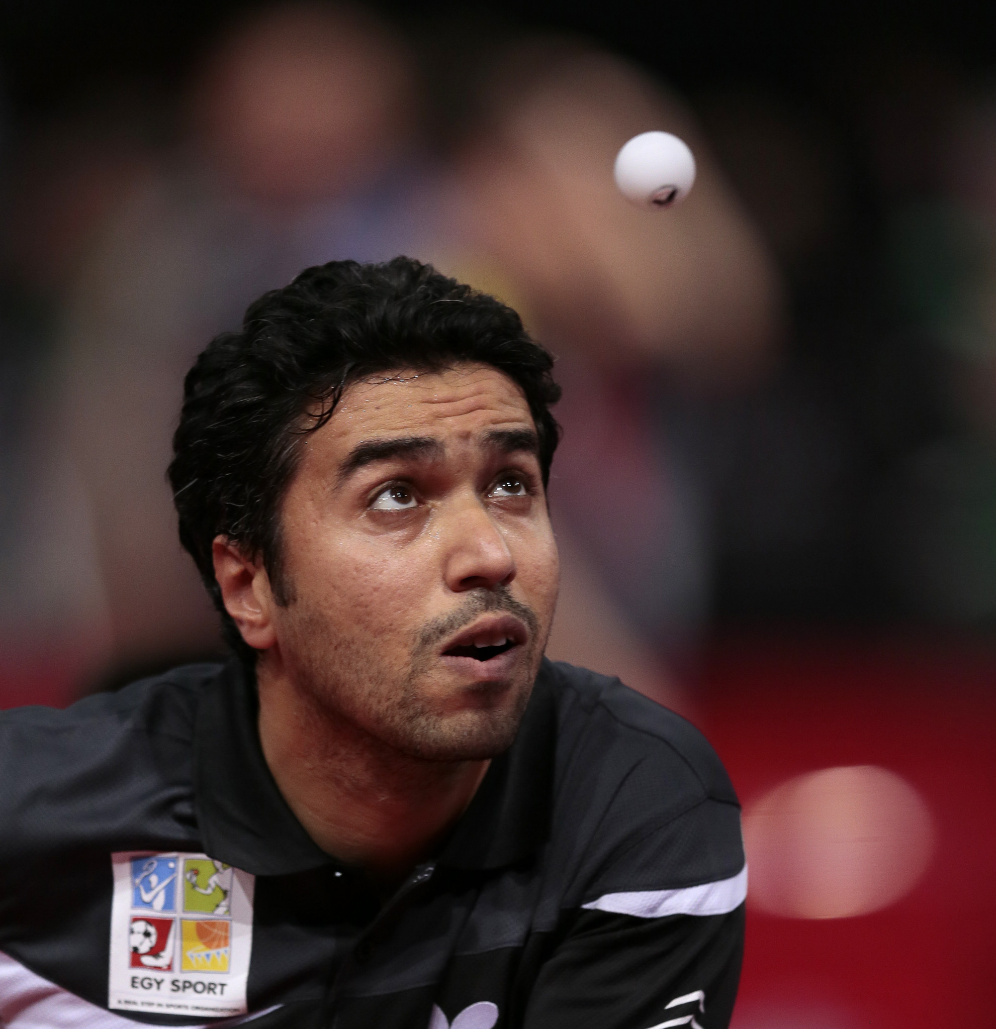 Egypt's Ahmed Salah is one of the main contenders in the men's competition at the ITTF Africa Top 16 Cup ©Getty Images
