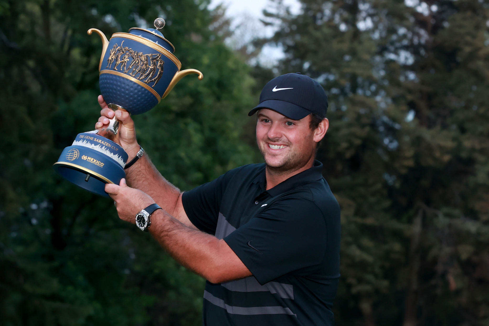 Reed wins WGC-Mexico Championship after Thomas slips up