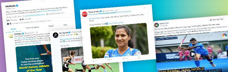 The selection of Ritu Rani as The World Games Athlete of the Year 2019 has created headlines in India ©IWGA