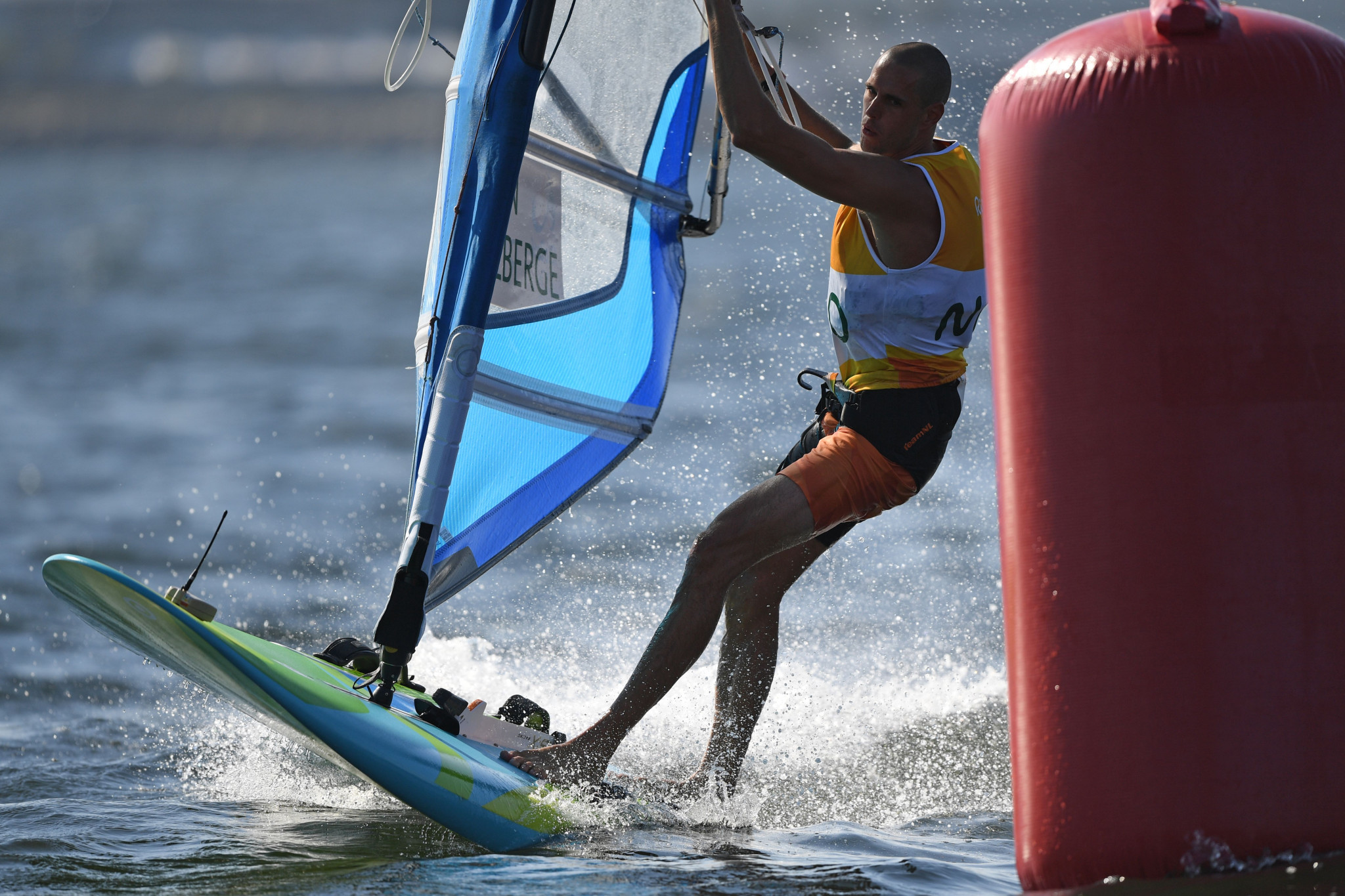 Olympic and world champions to fight each other for Dutch Tokyo 2020 spot at RS:X World Championships
