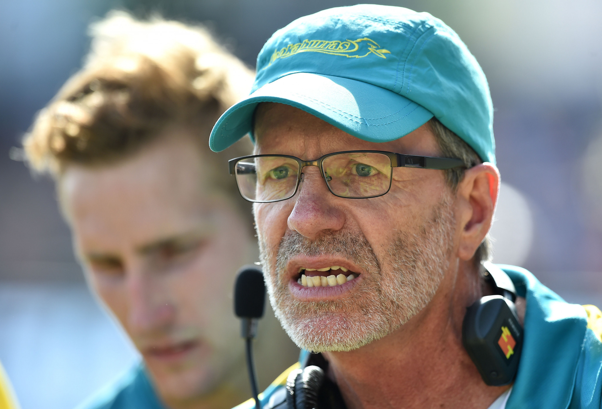 Australia's Colin Batch has been voted FIH Men's Coach of the Year ©Getty Images