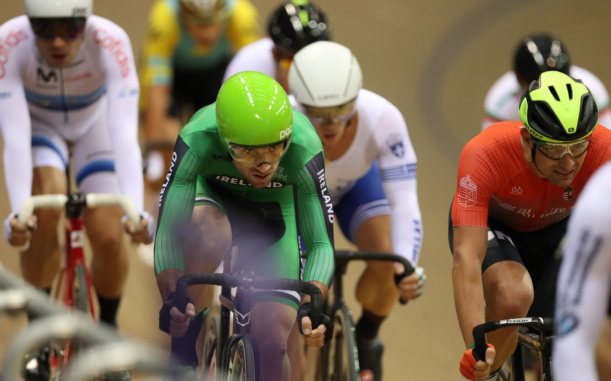Irish athletes will be able to register their personal sponsors online from February 28 ©Getty Images