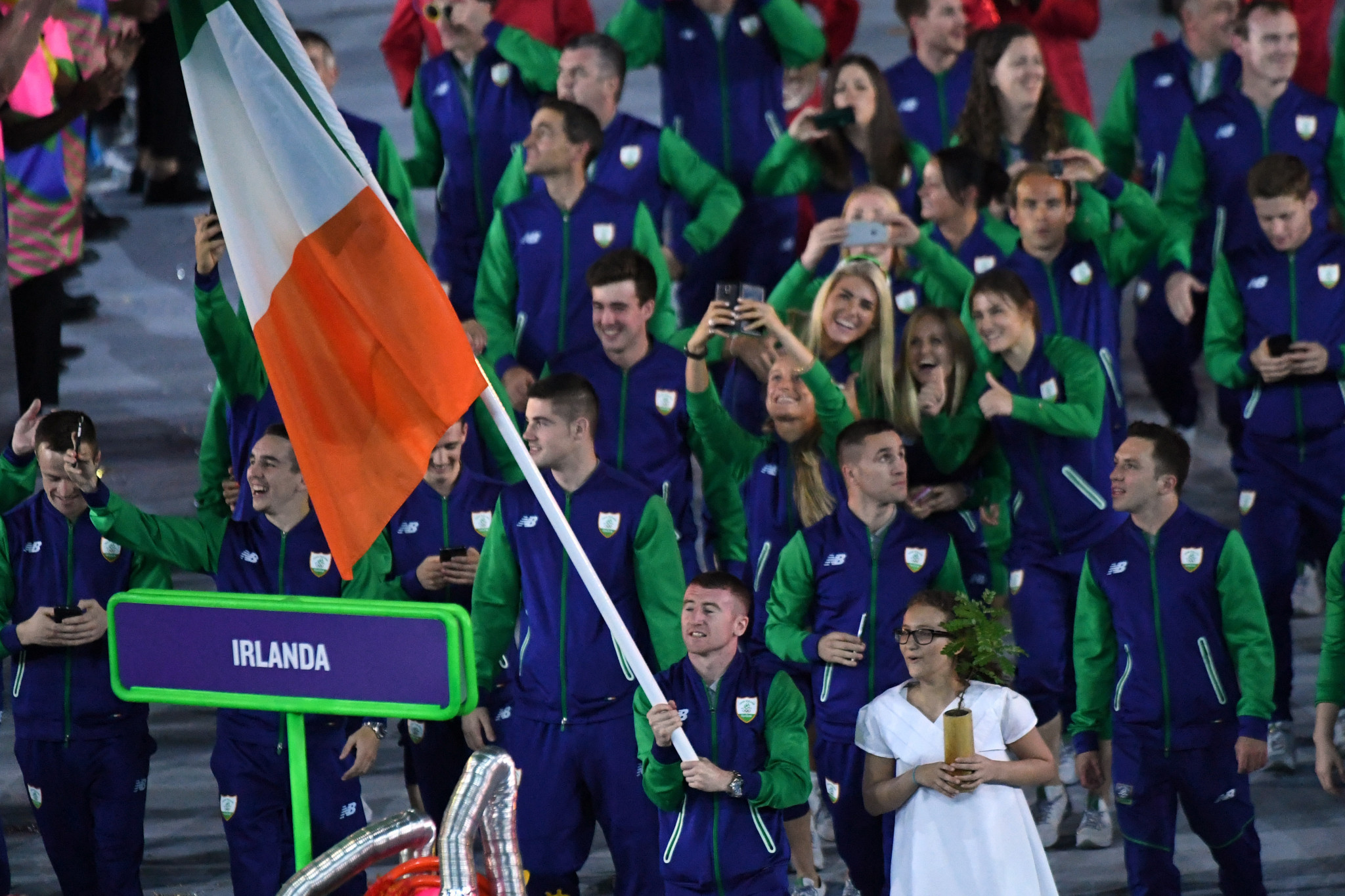 Olympic Federation of Ireland announces Rule 40 guidance for Tokyo 2020