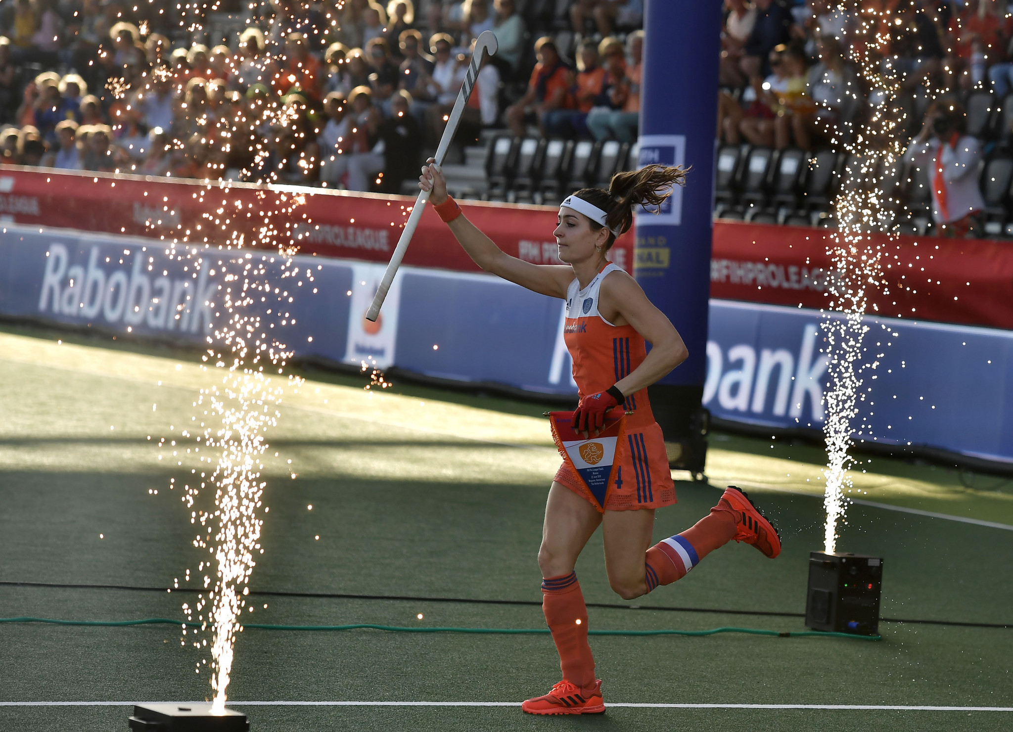 De Goede crowned FIH Women's Player of the Year for second consecutive year