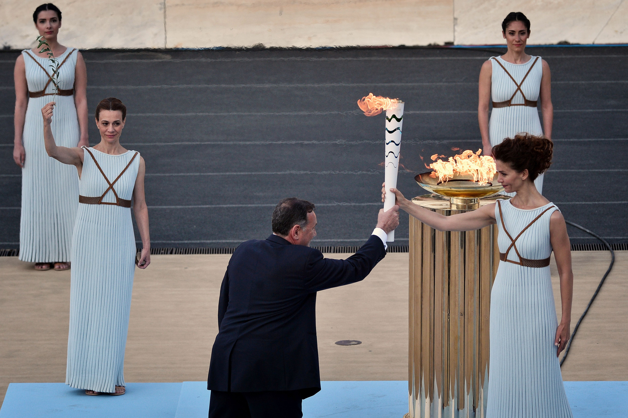 Tokyo 2020 Torch Relay organisers consult with Greek health agencies due to coronavirus worries