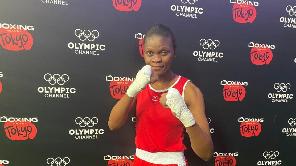 Top seeds advance to women's semi-finals at African Olympic boxing qualifier