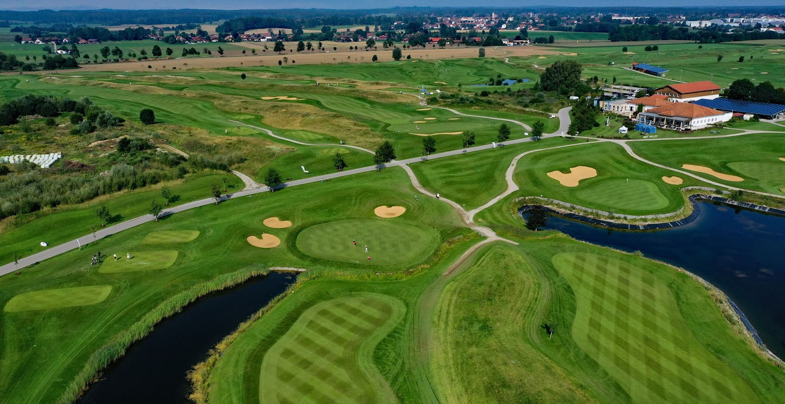 Golf Club Valley saw off competition from two other potential venues ©Golf Club Valley