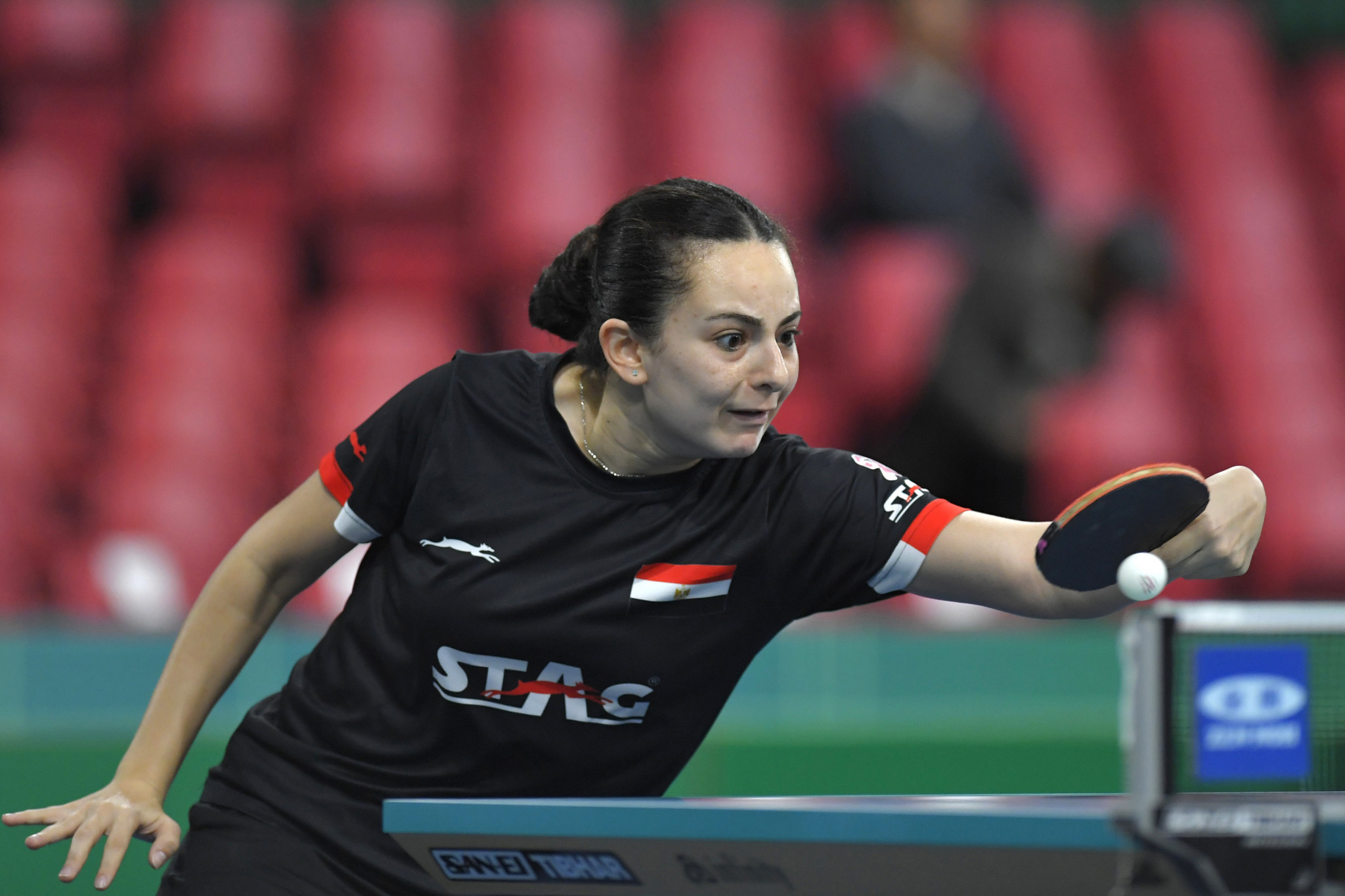 Defending champion Meshref starts strongly at ITTF Africa Top 16 Cup
