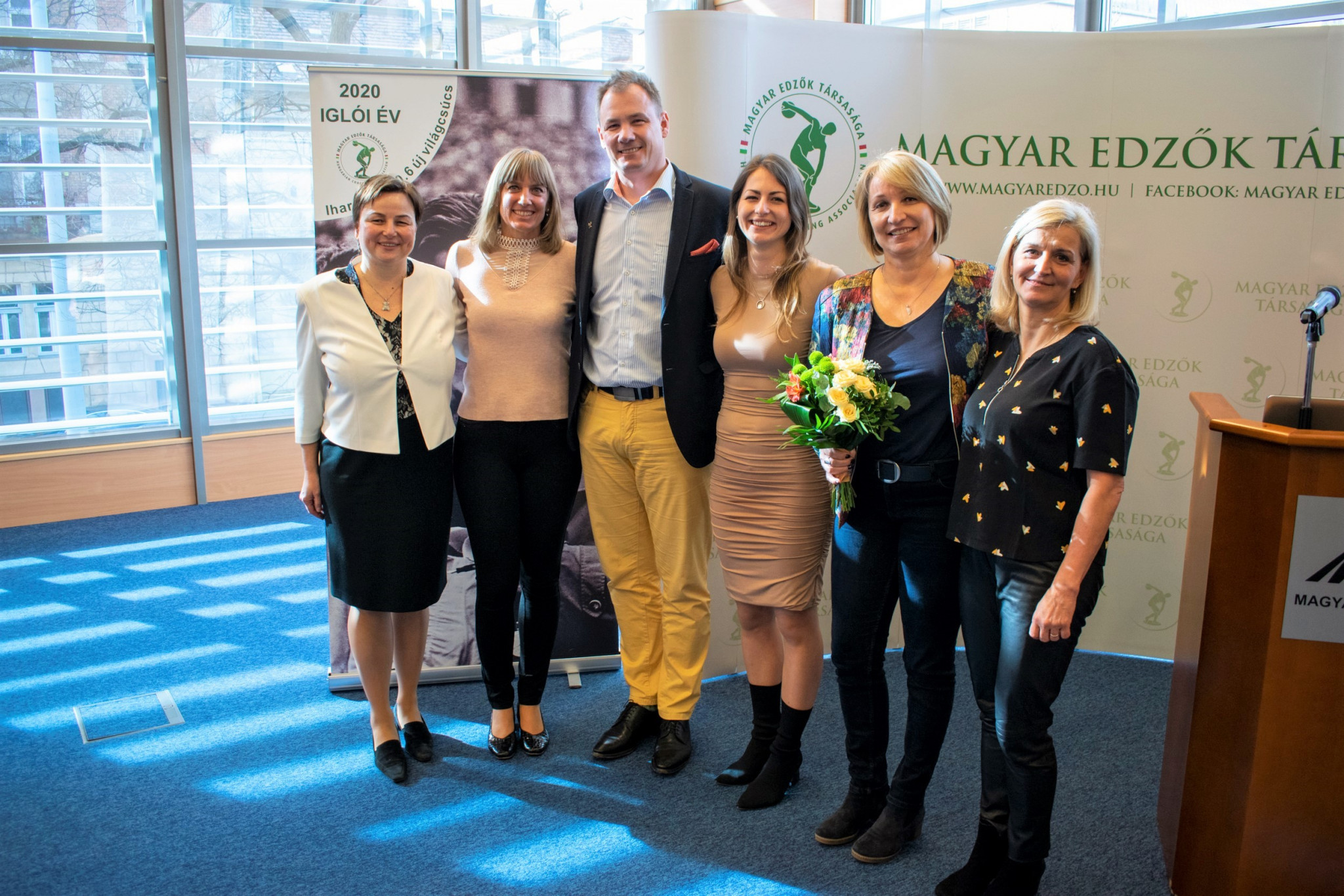 Hungarian Olympic Committee holds second conference on women's role in sport