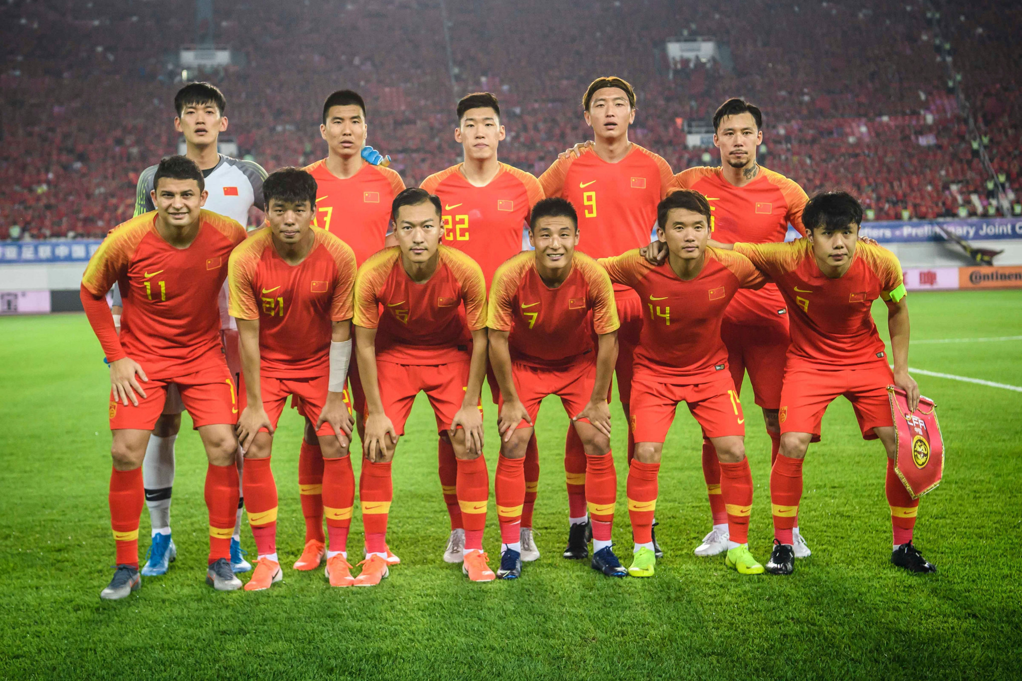 China to play two FIFA World Cup qualifiers in Thailand because of coronavirus