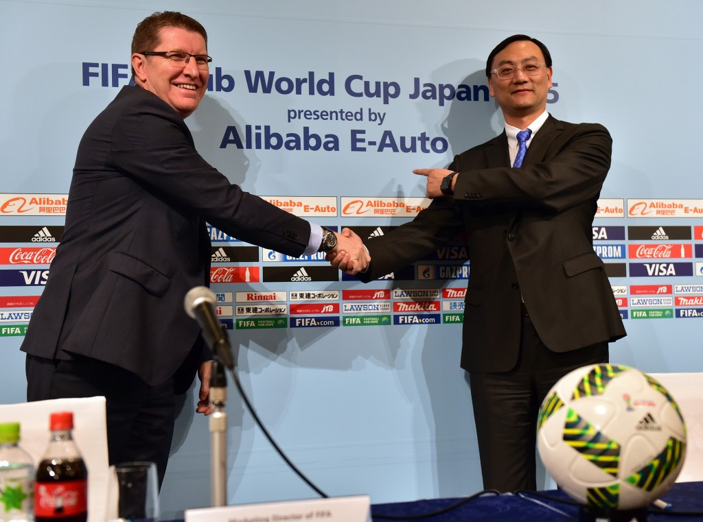 Alibaba E-Auto seal eight-year sponsorship deal for FIFA Club World Cup