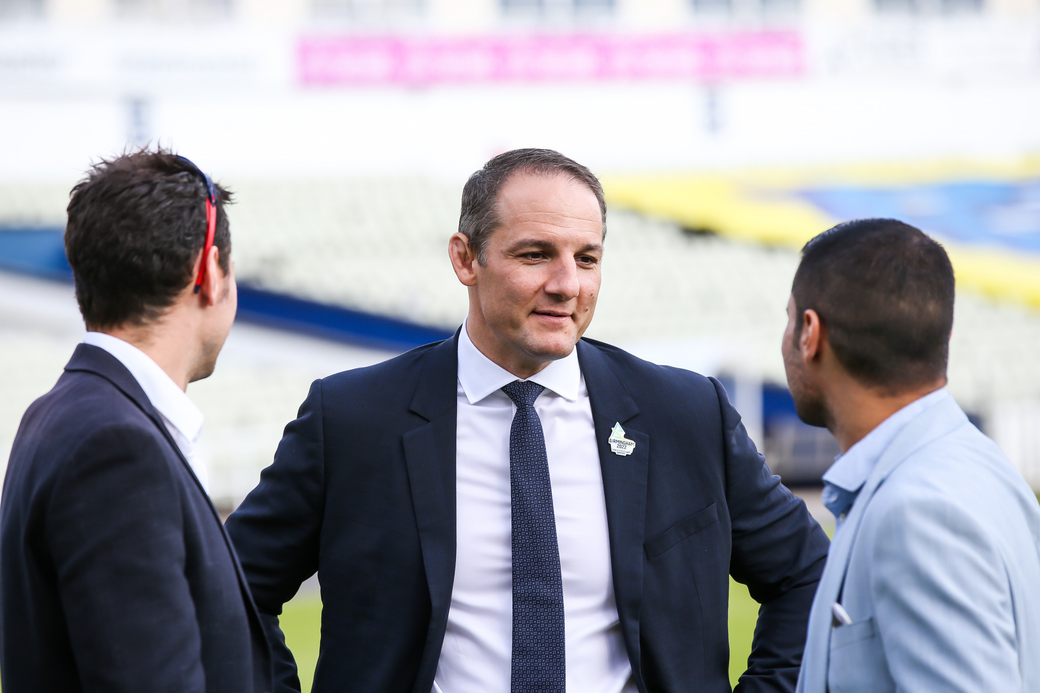 Grevemberg reveals Commonwealth Archery and Shooting Championships in India before Birmingham 2022 could be replicated in future