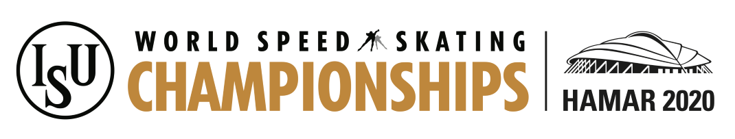 The ISU World Allround Speed Skating Championships are due to take place in Hamar this week ©Hamar 2020