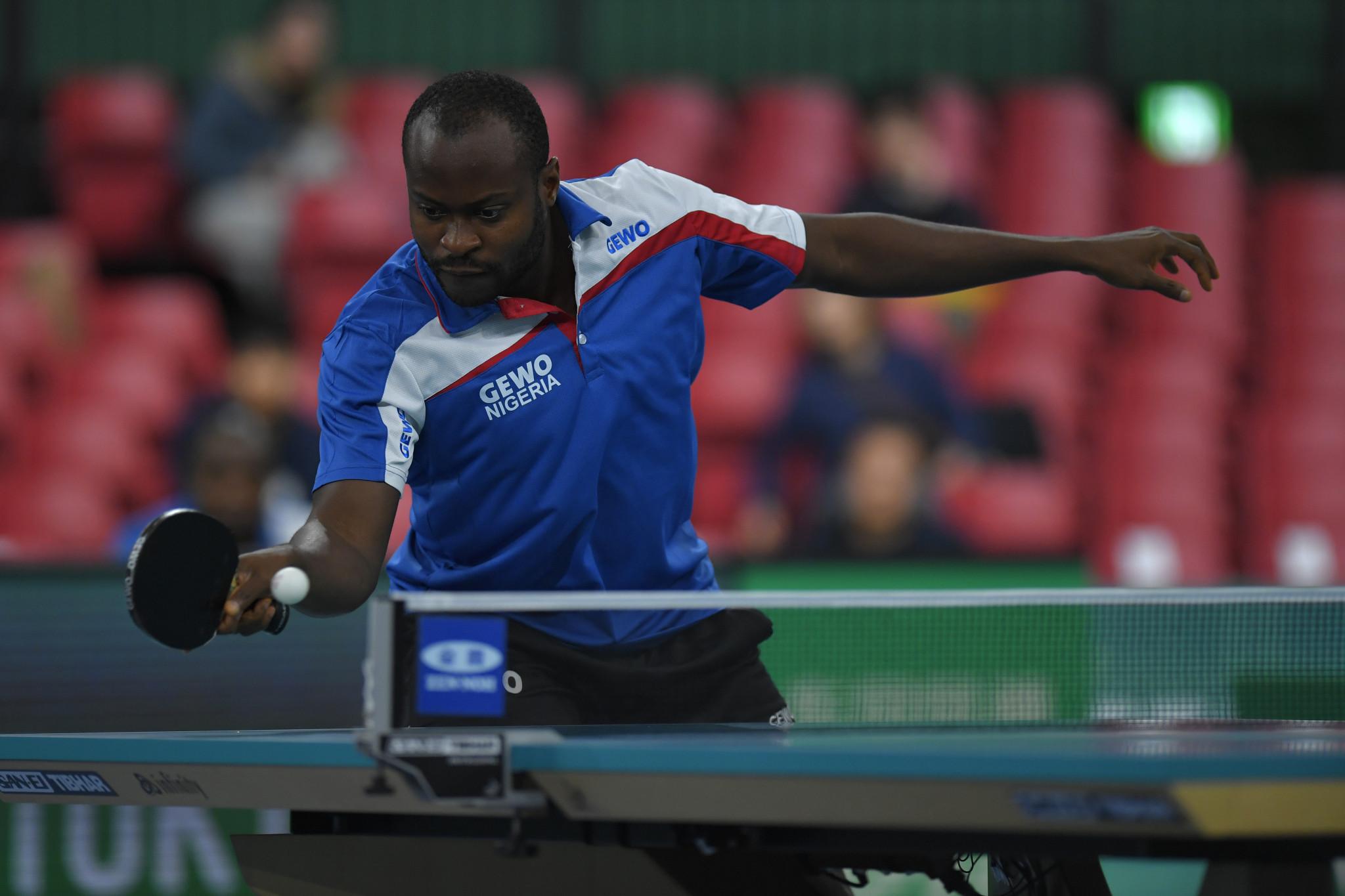 Aruna beats defending champion to reach ITTF Africa Top 16 Cup final