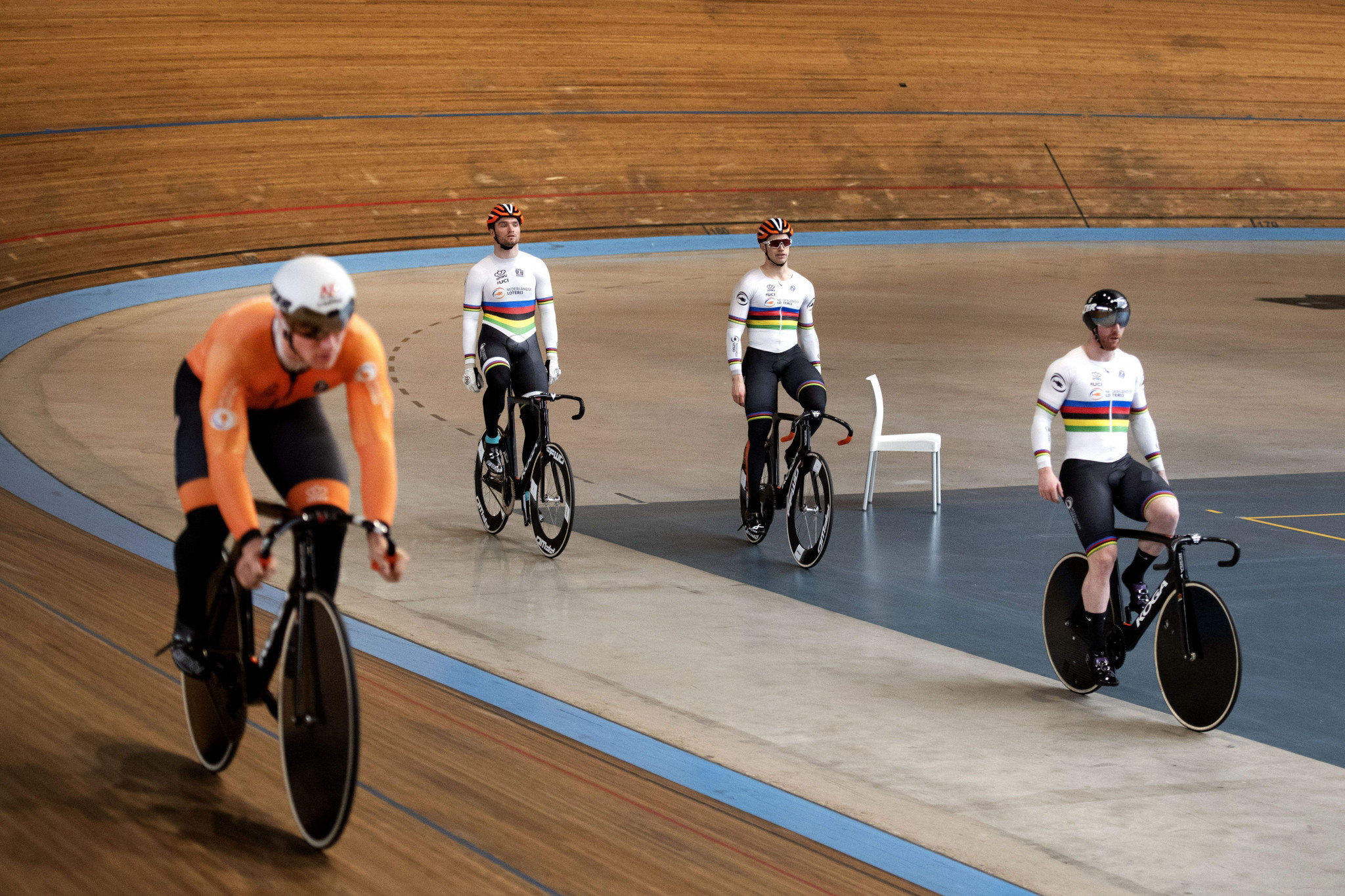 Berlin poised for UCI World Championships in final track test before Tokyo 2020