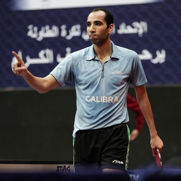 Jordanian siblings reach semi-finals on home soil at West Asia table tennis qualifier for Tokyo 2020